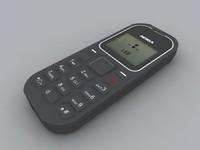 nokia 1280 3d model