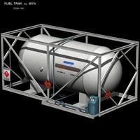 maya fuel tank