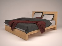 Bed Modern