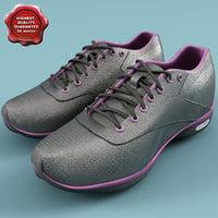 3d sneakers reebok easytone model