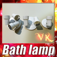 bathroom lamp 3ds