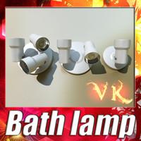 bathroom lamp 3ds
