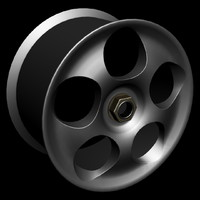 Koenigsegg CCX wheel
