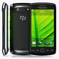 copy blackberry torch 9860 3d 3ds