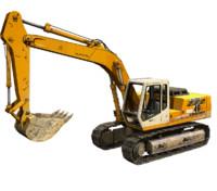 excavator max