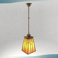 maya pendant lighting fixture