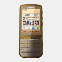 fbx nokia c3-01 gold edition