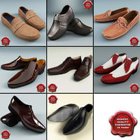 Men Shoes Collection V3