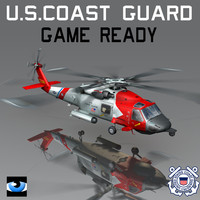 US Coast Guard Sikorsky HH-60 Jayhawk