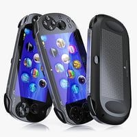 3d playstation vita