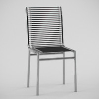 Rene Herbst High Back Chair