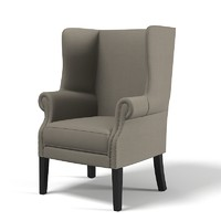 Julian Chester Kelso Library Wingback Chair
