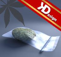 max bag weed