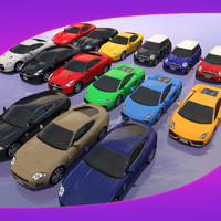 3ds max normal car 5 -