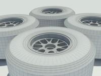 Pirelli F1 tyre