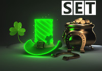 "St. Patrick""s day set"