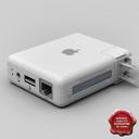 Apple Airport Express 3D models