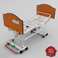 Full-Electric Hospital Bed Zenith