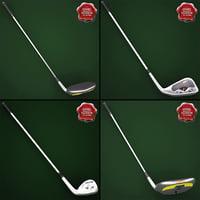 3d golf sticks v2