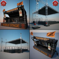 Music Stages Collection