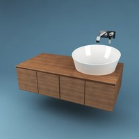 Bathroom Sink Antonio Lupi wb003