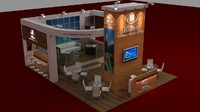 Hilton Hotels Expo Stand