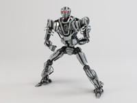 3d model robot zeg4000