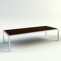 3dsmax coffee table