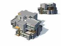 exterior rendering 3d max