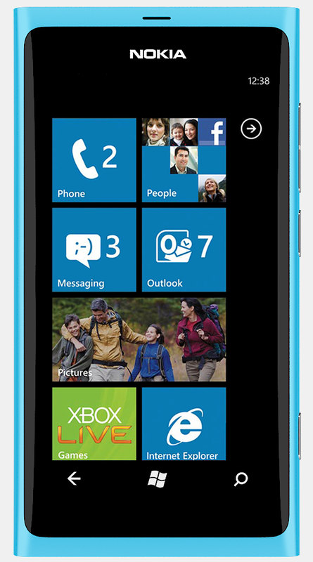 how to create windows live id for nokia lumia 800