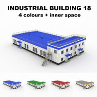 Medium industrial building 18
