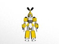 maya robot metabee