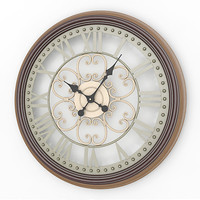Decorative Wall Clock 06