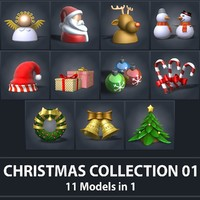 Christmas Collection 01