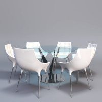 dining set_glass