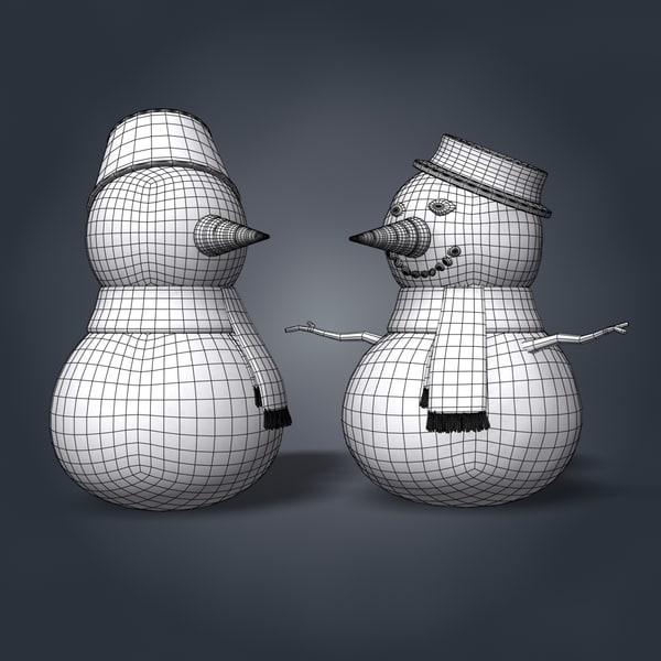 3d christmas 01 xmas decoration - Christmas Collection 01... by shank3d