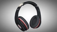 3d beats dre studio model
