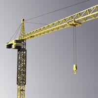 fbx tower crane