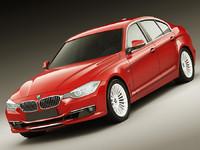 BMW 3 Sedan 2012