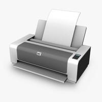 3d printer modern model