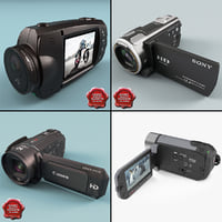 Camcorders Collection V4