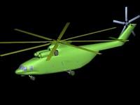 free mi-26 3d model
