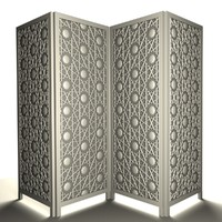 Islamic Folding Screen