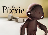 3d model pixxie
