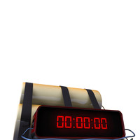 3d model time bomb
