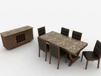 Darlington Dining Set