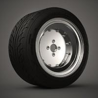 SSR mk1 Wheel