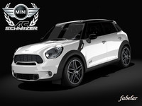max mini countryman schnitzer materials car