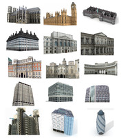 London Buildings Vol 3