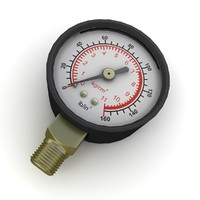 Pressure gauge 01